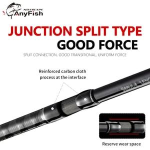 Image 5 - ANYFISH AQUILA Travel Fishing Rod Spinning Carbon lure rod UL/L/M/MH Power 1.83M/1.92M/2.01M/2.07M/2.13M Fast Action spinning