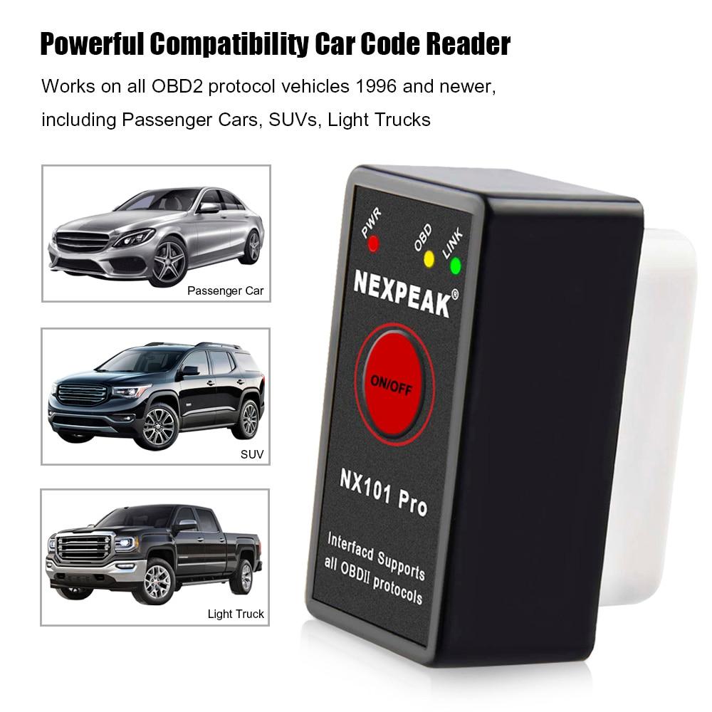 cheapest ICar2 OBD 2 Autoscanner ELM327 ODB2 Bluetooth Adapter EML327 Car Diagnostic Tool ELM 327 V 1 5 OBD2 With Pic18f25k80 Chips 4mhz