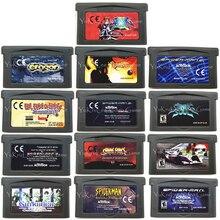 Shining Soul 32 Bit Video Game Cartridge Console Card for Nintendo GBA