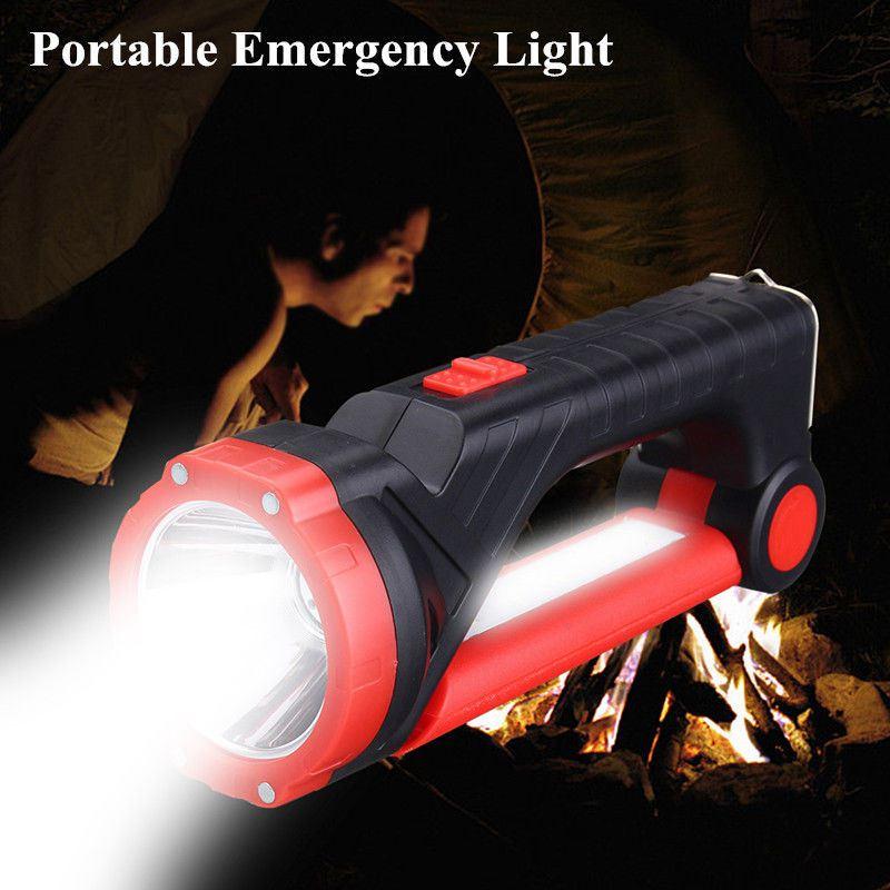 Многофункциональный светодиодный светильник для кемпинга с солнечной зарядкой, наружный портативный аварийный фонарь, светильник-вспышка