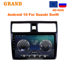 Multimedia-Player Car-Radio Android 9inch 2DIN Navigation Bluetooth Stereo Auto-Audio