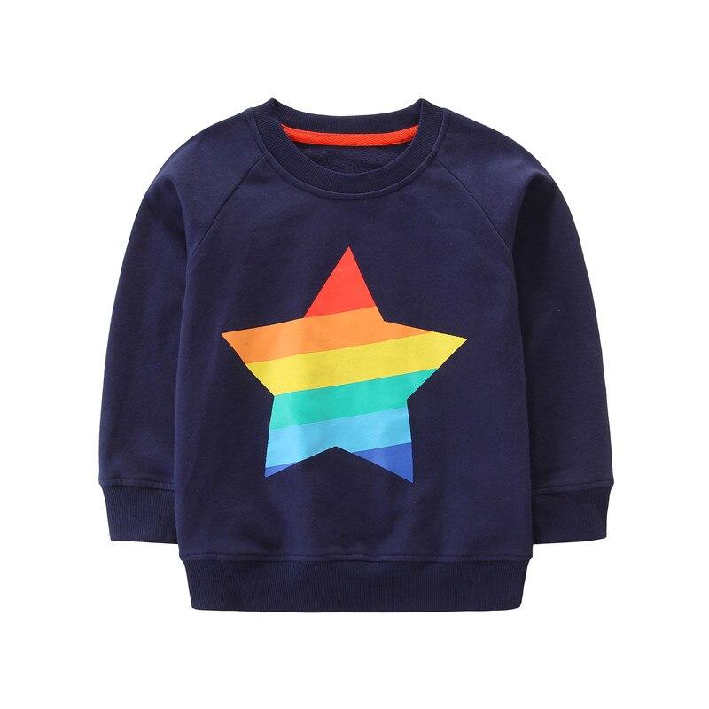 Sweat-shirt enfant pour saut d'obstacles, vêtements pour garçons et filles, collection nouveauté, automne et hiver, sweat à capuche en coton