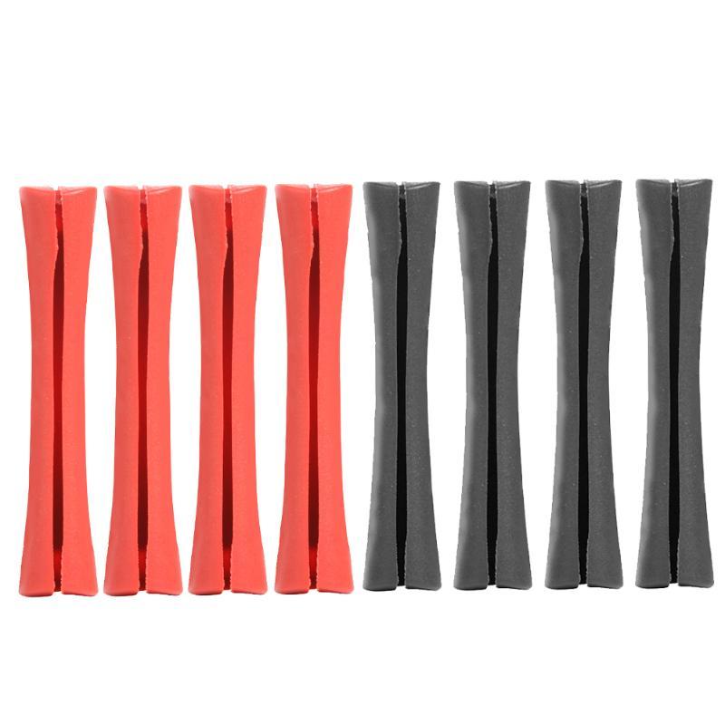 4 pièces vtt cadre de vélo câble de Protection frein de vélo changement de vitesse tuyau protecteur manchon Anti Friction peinture Protection de Surface