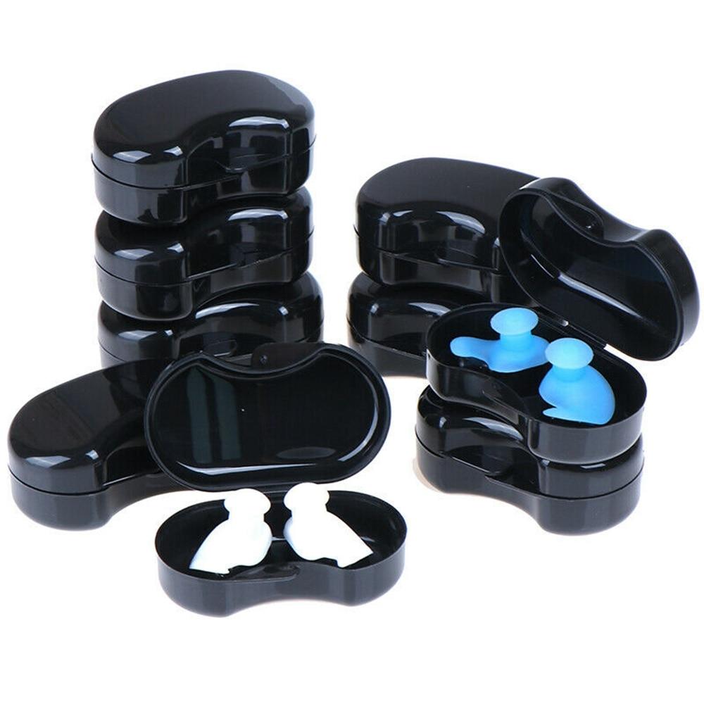 Мягкие силиконовые затычки для ушей многоразовые профессиональные музыкальные затычки для ушей Шумоподавление для сна-2
