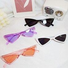 2020 модные детские солнцезащитные очки «кошачий глаз» для мальчиков и девочек брендовые дизайнерские зеркальные солнцезащитные очки «коша...