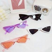 2020 moda crianças gato olho óculos de sol meninos meninas marca designer espelho cateye óculos retro para crianças uv400 1470t