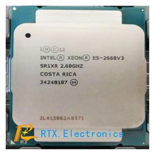 Image 3 - E5 2640V3 2623v3 2609v3 2603v3 E5 2637v3 2643v3 2658v3 2678v3 E5 2690v3 6/10/12 コアLGA2011 3 インテルxeonプロセッサe5 cpuサーバー