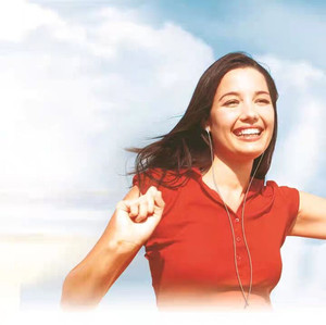 Image 5 - فيليبس SHE2610 سماعة الأذن نوع تغيير غطاء وكمان مشغل MP3 CD اللوحي الهاتف المحمول