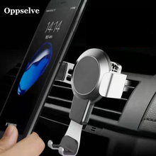 Oppselve 360 Rotation Phone Holder For in Car Universal Gravity Air Vent Mount Mobile Stand iPhone 11 XS X 8 7 6 6s