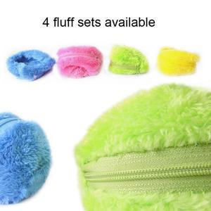 5 шт./компл. волшебный роликовый мяч, игрушка для собак и кошек, автоматический роликовый мяч, волшебный мяч для собак и кошек, электрическая игрушка, Интерактивная игрушка