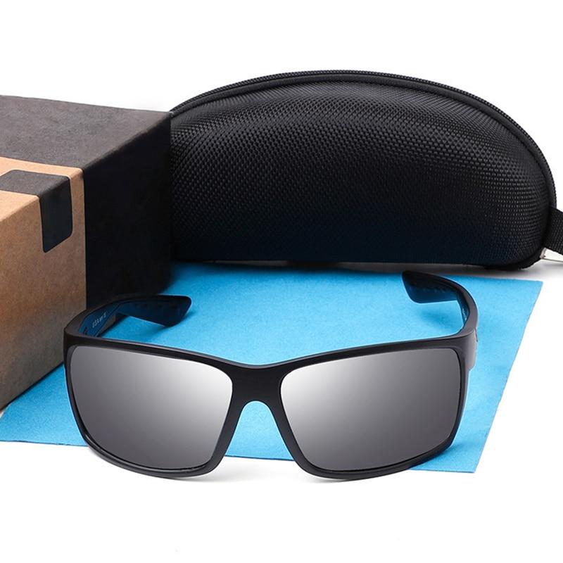 580P Reefton Polarized Sunglasses Men Driving Eyewear Male Sun Glasses Vintage Sport Goggle Classic Sun Glasses For Men Oculos