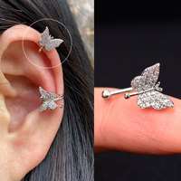 silver butterfly 1