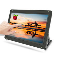 7inch IPS 1024x600 Capacitive Touchscreen, Ultra HD Portable minitor PC - Supports Raspberry Pi , Banana Pi Windows