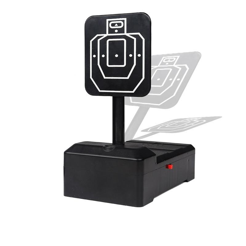 Electronic Scoring Target Automatic Return Scoring Target For Water Gel Beads Nerf RoboMaster Shooting Training For Toy Gun