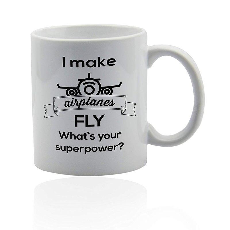 11 ounce Mug Printed Ceramic Coffee Tea Cup Gift 3 Goats