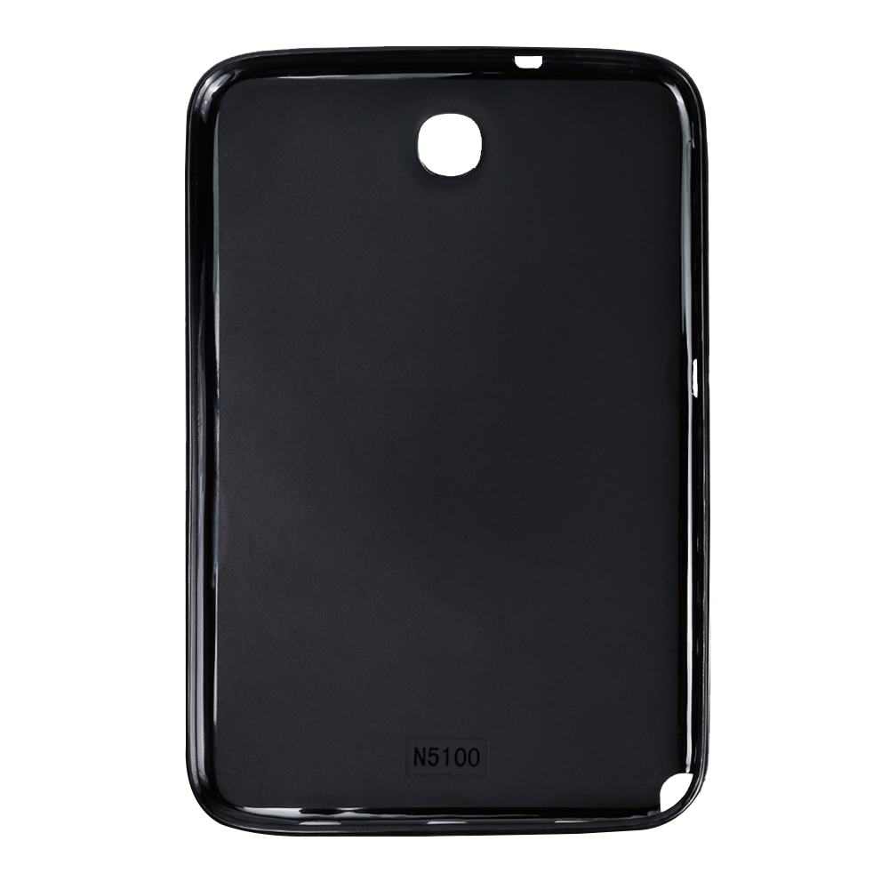 QIJUN Note 8.0 Silicone Smart Tablet Back Cover For Samsung Galaxy Note 8.0 GT N5100 N5110 N5120 8.0