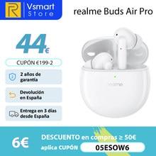 Realme – écouteurs Bluetooth 5.0 Buds Air Pro, casque d'écoute sans fil, suppression du bruit actif, ANC ENC, 10mm, Bass Boost, pilote