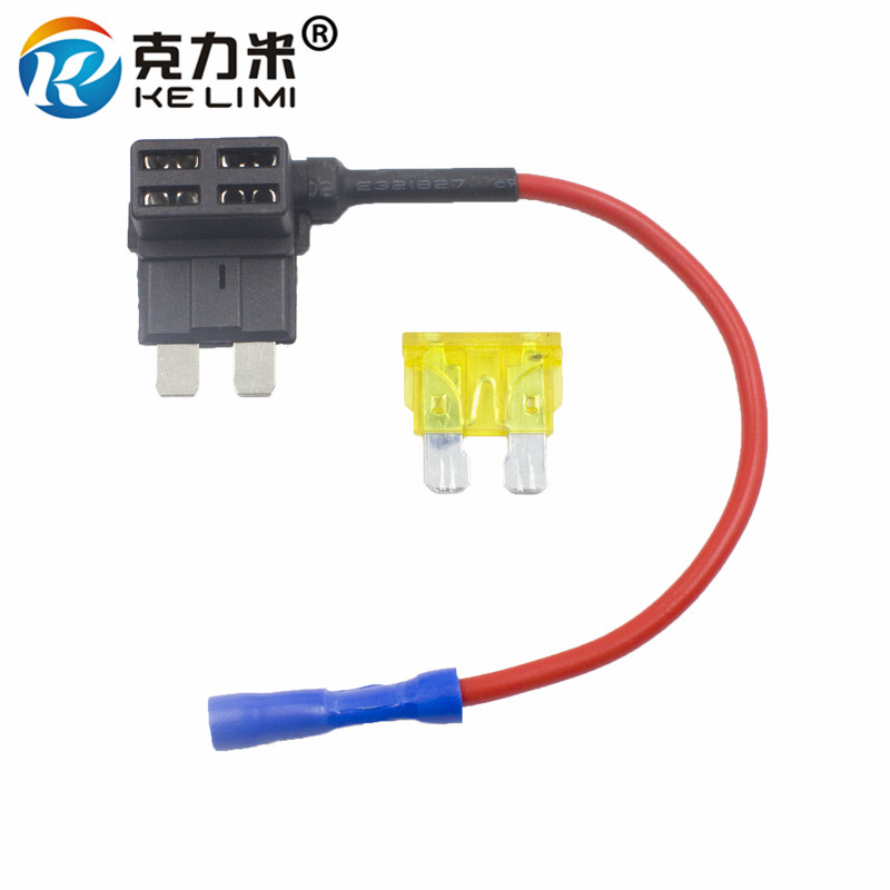 fuse box adapter auto car ato standard blade fuse boxes holder piggy back fuses tap  blade fuse boxes holder piggy back