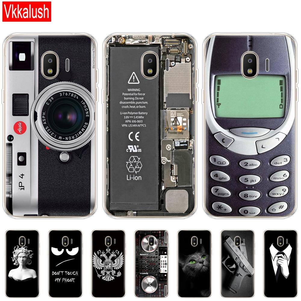 Case For Samsung J2 Core Case Silicon Back Cover Phone Case For Samsung Galaxy J2 Core 2018 J 2 SM-J260F J260F J260