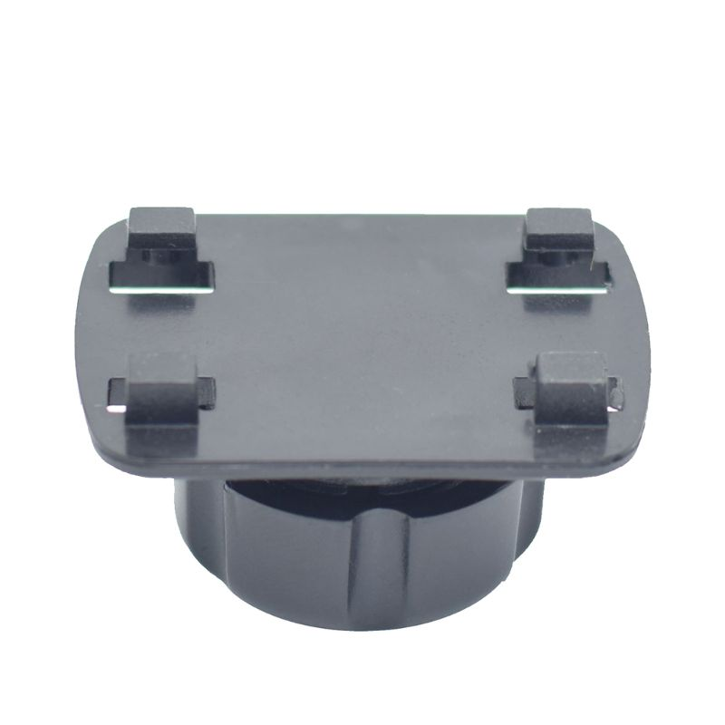 17mm Round Dead To 4 Buckle Adapter For Car Cellphone Holder Tablet Stand Cradle B95C