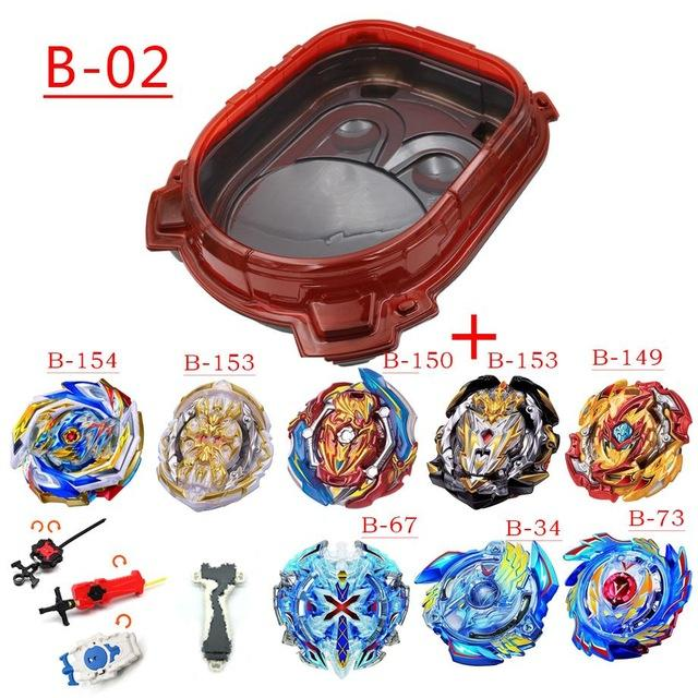 Takara Tomy New Arena Beyblade B-154 Burst Evolution Stadium Batting Stadium Top Arena For Disk Bayblade Plastic Toys For Child