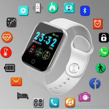 New Smart Watch Kids Children Smartwatch For Girls Boys Elec
