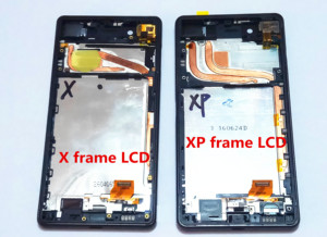 Image 5 - For Sony Xperia X Performance F5121 F5122 F8131 F8132 XP Touch Screen Digitizer Sensor+LCD Display Monitor Module Assembly Frame