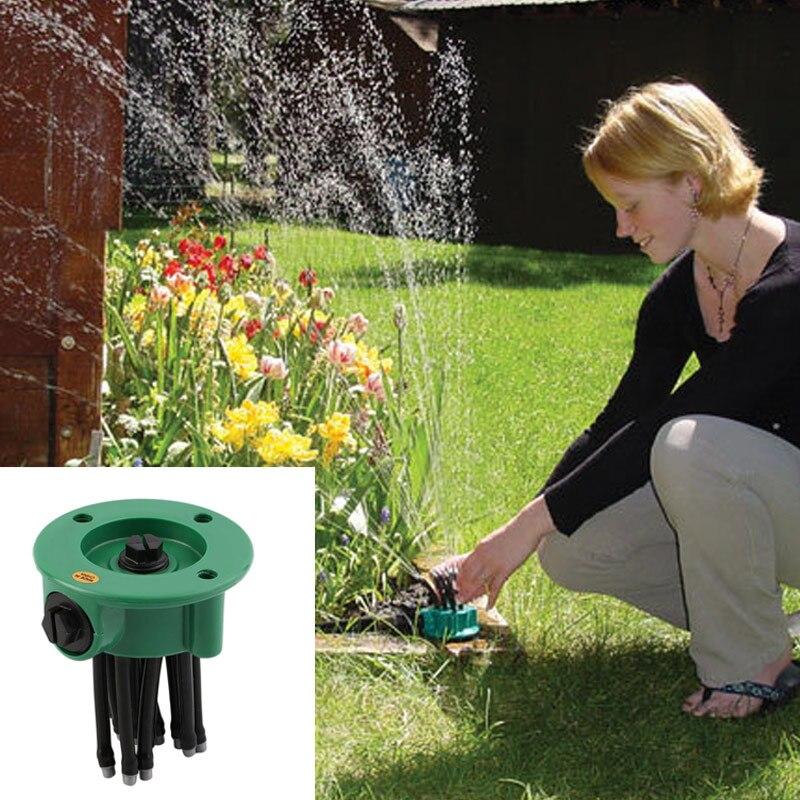 Einstellbar Garten Rasen Sprinkler Bewässerung System Sprinkler Kopf Bewässerung Gerät Bewässerung System Sprinkler Kopf-30
