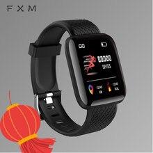 Умные спортивные часы мужские цифровые светодиодные электронные