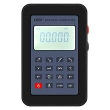 LB01 термопары вольтметр тока Генератор сигналов Источник калибратор процесс калибратор 4-20MA/0-10 В/мВ