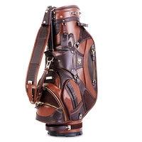 New Clubs Golf Bag Maruma Majesty Golf Standard Bag in choice 10.inch Black or brown Golf Cart bag Cooyute Free shipping