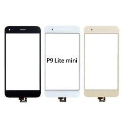 Для Huawei P9 Lite mini переднее стекло объектив сенсорная панель переднее стекло замена