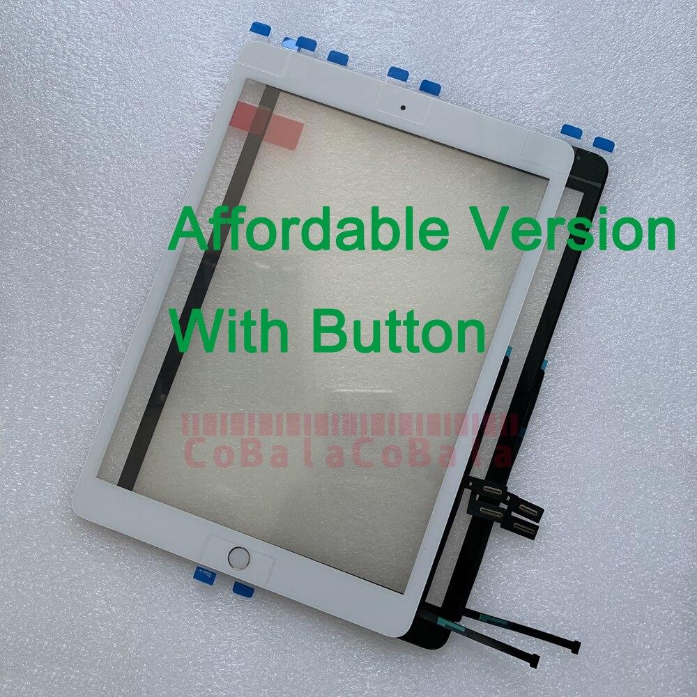 A2198 10.2 For A2270 2020 A2200、8 iPad Digitizer 8th 2019 Touch Sensor Screen A2428 A2430 A2197 10Pcs 7 7th A2429 Generation