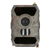 Trail игровая камера, S880G 12Mp Hd 1080P Цифровая охотничья камера 940Nm Trail игровая камера 3g сеть Sms/Mms ночного видения 56 шт. Ir L