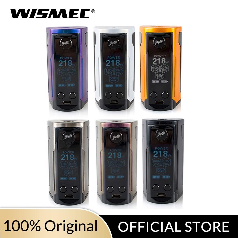 Original Wismec Reuleaux RX GEN3 Dual Mod Box With GNOME King Tank 5.8ml Max Output 230W  Electronic Cigarette Vape Mod/kit