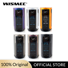 Original Wismec Reuleaux RX GEN3 Dual Mod Box with GNOME King Tank 5.8