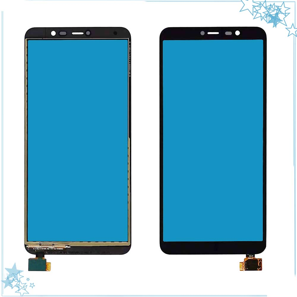5.99''Black/White For Wiko Y80 Touch Panel Touch Screen Digitizer Sensor Replacement Touch Glass Lens NO LCD Display|Mobile Phone Touch Panel| |  - title=