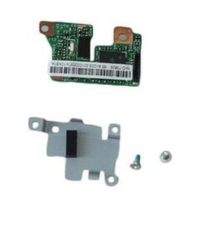 The Original FOR Lenovo ThinkPad X230T X230 Tablet Fingerprint Reader Sensor With Metal Frame And Screw 04 W6845 Subcard