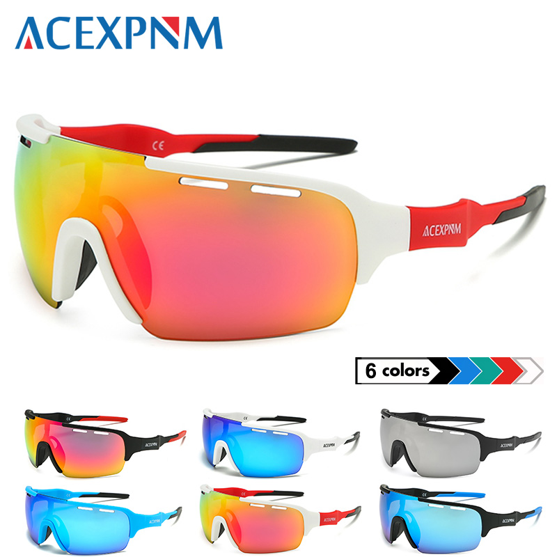 2019 Brand S2 Cycling Goggles TR90 Sport Cycling Glasses Mountain Bike Cycling Sunglasses Peter Bicycle Cycling Eyewear 3 Lens