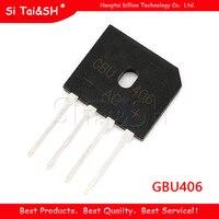 5 個GBU406 600v 4Aジップ新とオリジナルic