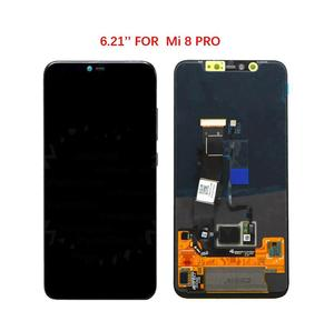 Image 3 - מקורי AMOLED מסך לשיאו mi mi 8/mi 8 פרו/mi 8 SE LCD תצוגת Digitizer עצרת מגע החלפת מסך LCD