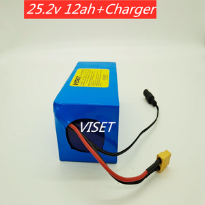 Image 4 - 6s5p 25.2V 12Ah Lithium Pin 25.2V 12000 MAh Thích Hợp Cho Xe Đạp Xe Điện Xe Lăn Bộ Pin Với BMS
