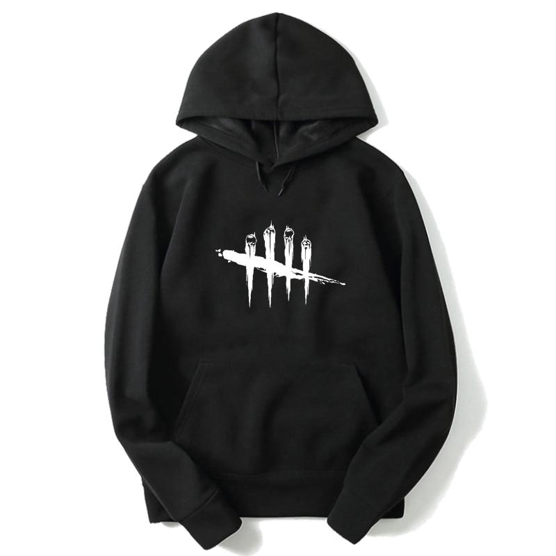 Autumn Men Fashion Sportswear Dead By Daylight Print Hoodies Boys Cotton Hooded Pullovers Unisex Harajuku Streetwear Sweatshirts 16