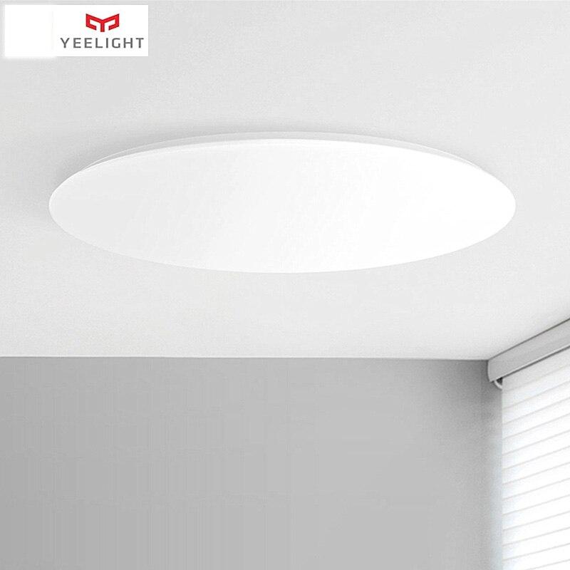 Yeelight LED plafonnier lampe 450 chambre maison intelligente télécommande Bluetooth WiFi avec Google Assistant Alexa mijia app xiaomi