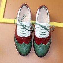 Туфли оксфорды женские натуральная кожа лоферы на шнуровке однотонные
