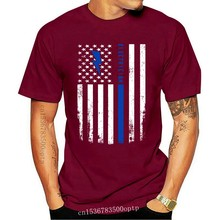 I'M An Skilled Electrician, Electrician Flag T-Shirt Discount 100 % Cotton for Men'S Homme Novelty Men Hip Hop Street T-Shirts
