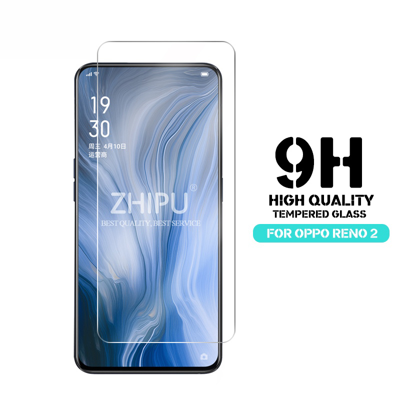 25 Pcs Tempered Glass For Oppo Reno 2 / Z A Screen Protector  Protective Film