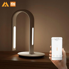 Original Xiaomi Mijia LED Desk/Table Lamp 2nd Smart App Control Eyecare Book Reading Light for Smart Phone(China)