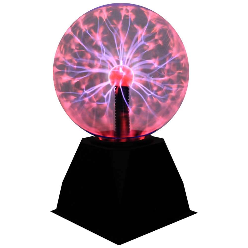 Magic Plasma Ball Light Novelty Glass Table Lights Sphere Nightlight USB 5V EU / US 12V Magic Plasma Night Lamp