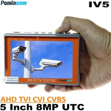 TVI Monitor Tester Cctv-Camera AHD CVBS Portabl IV7W IV5 IV7A Wrist-Style UTP PTZ RS485